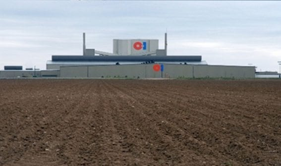 Owens Illinois: Glass Bottle Manufacturing<br>Vestas: Wind Turbine Blades